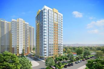 """На рынок выведен новый дом в ЖК """"Триумф Парк"""""""