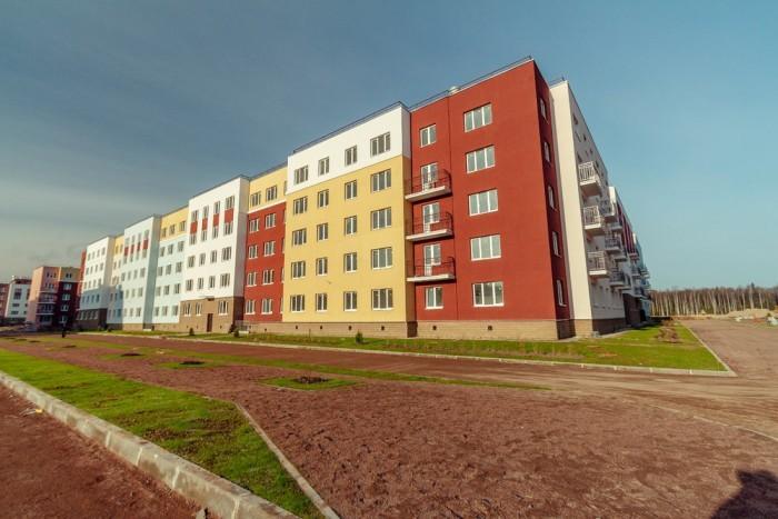 """На рынок выведены квартиры в новом корпусе ЖК """"Юнтолово"""""""