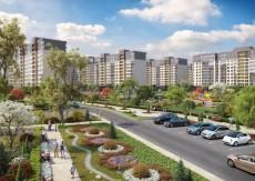 """На рынок выведены квартиры в новом микрорайоне """"Солнечный город"""""""