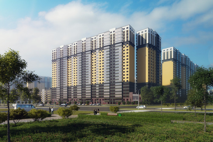 """На рынок выведены квартиры в очередном корпусе ЖК """"Цивилизация"""""""