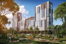 """На рынок выведены квартиры в первой очереди ЖК """"Чистое небо"""""""