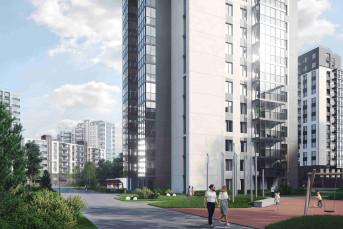 """На рынок выведены новые квартиры ЖК """"Magnifika Lifestyle"""""""