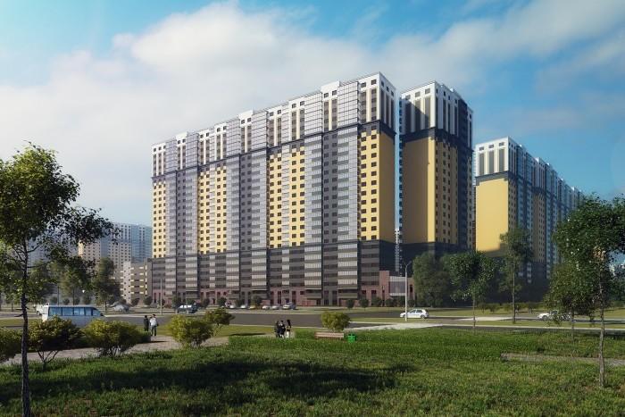 """На рынок выведен новый дом в составе ЖК """"Цивилизация"""""""