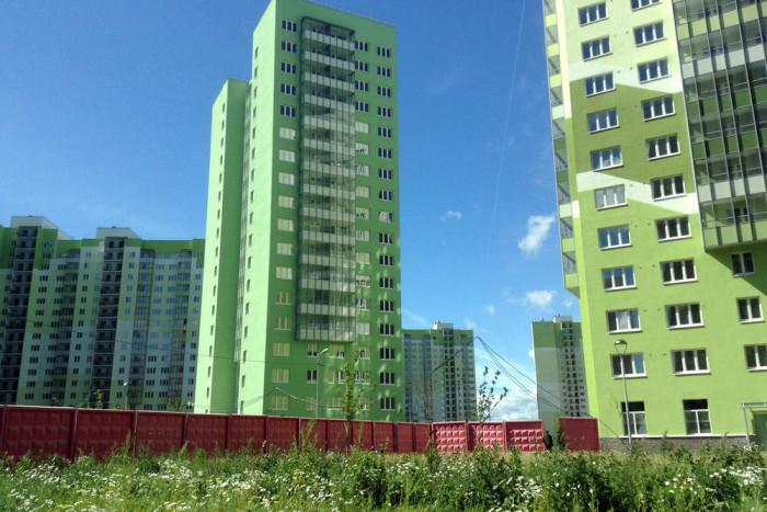 Новая Охта – Жилой комплекс от ЛСР за КАДом с отделкой и городской пропиской