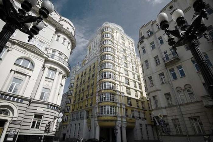 Петроградский район становится лидером по строительству элитного жилья