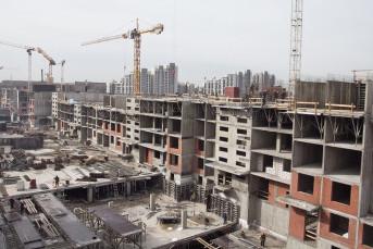 По итогам года в Петербурге могут сдать 2.9 млн. кв.м жилья