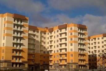 """""""Рябиновый сад"""": жилой комплекс эконом-класса в Янино-2"""