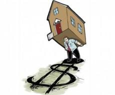 Россияне должны 2 триллиона рублей по ипотечным кредитам