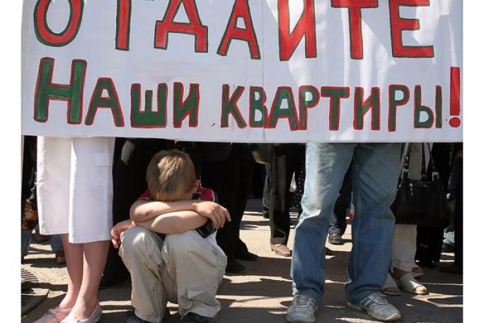 Санкт-Петербург занимает второе место в стране по количеству обманутых дольщиков