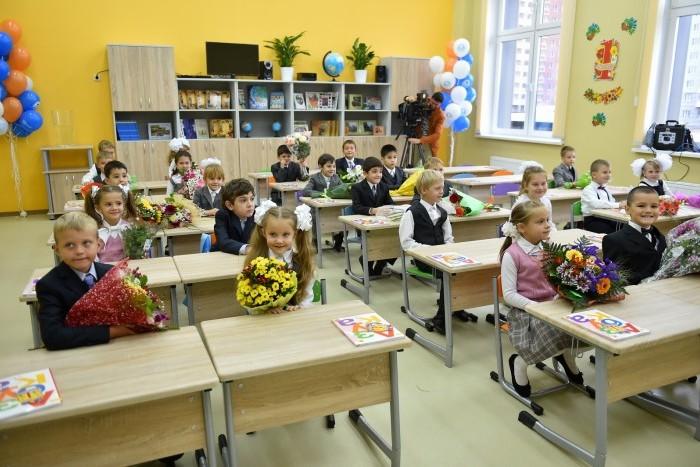 """Школа в ЖК """"Новое Мурино"""" начнет работу 1 сентября 2017 года"""