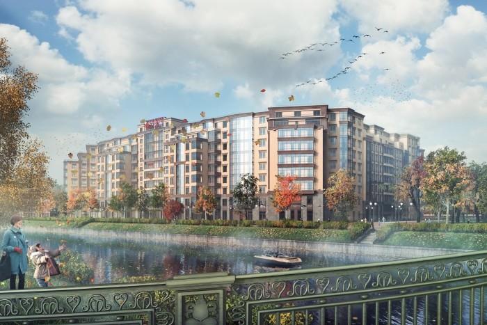 """СМП-Банк даст ипотеку на квартиры в ЖК """"Ostrov"""""""
