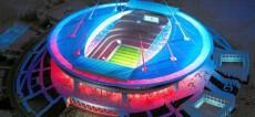 Стадион на Крестовском острове сдадут в эксплуатацию 1 мая 2016 года