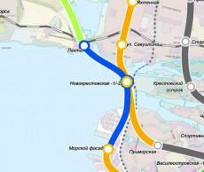 """Стадион """"Зенит"""" и новую станцию """"Новокрестовская"""" построят до 20 октября 2015 года"""