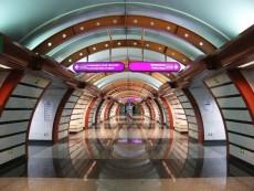 Строительство Калининско-Красносельской ветки метро может начаться в 2014 году
