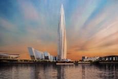 Строительство небоскреба на Лахте доверят турецкой компании
