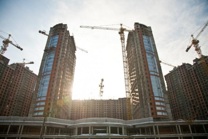 """Строительство ЖК """"Лондон Парк"""" движется по обновленному графику"""