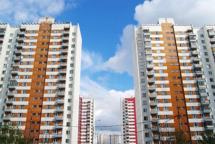 В 2012 году площадь квартир в новостройках Петербурга уменьшилась на 12%