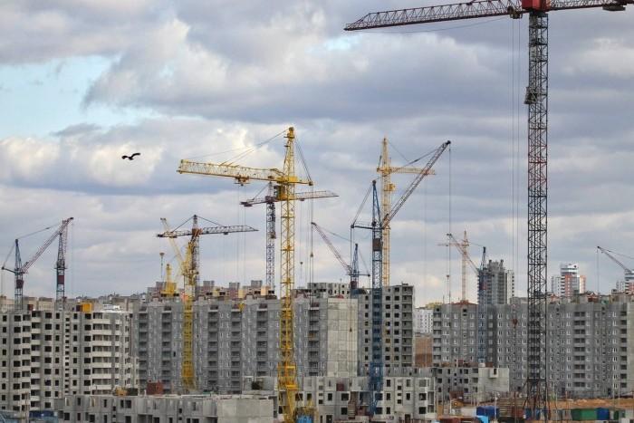 В 2014 году в Петербурге ожидается вывод на рынок 4 млн кв.м жилья