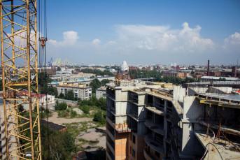 В 2017 году в Петербурге могут сдать 13 проблемных жилых комплексов