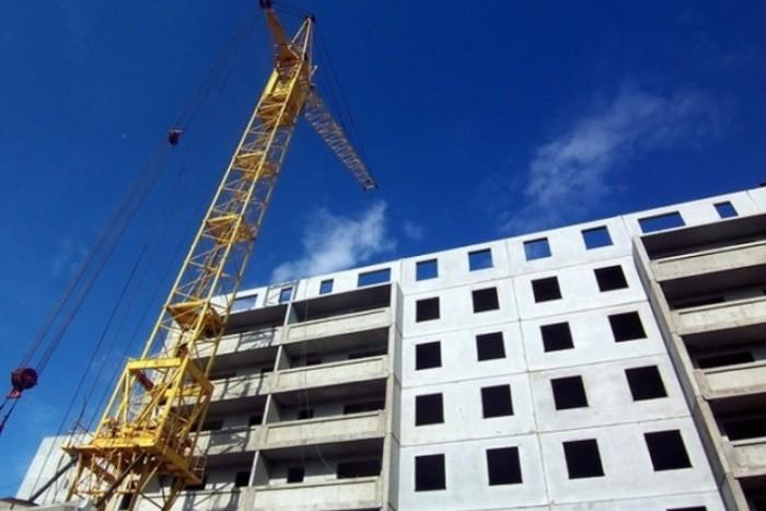 В апреле в Петербурге была введена в эксплуатацию 101 тысяча нового жилья