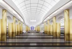 """В ближайшие несколько лет новые станций метро возле аэропорта """"Пулково"""" строиться не будут"""