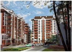 """В июне откроются продажи квартир в жилом комплексе """"Европа Сити"""""""