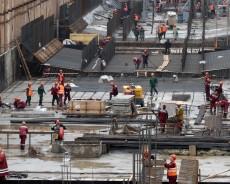 В Кировском районе готовят площадку для строительство новой станции метро