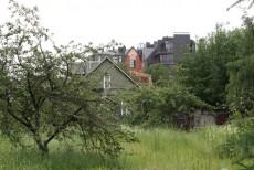 В Коломягах построят малоэтажный жилой комплекс