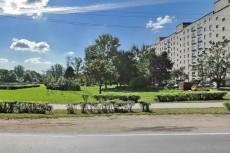 В Красносельском районе часть сквера застроят жильем