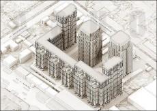 В Купчино построят крупный жилой комплекс