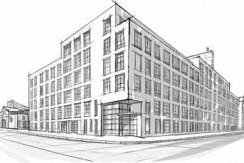 В Московском районе построят комплекс апартаментов