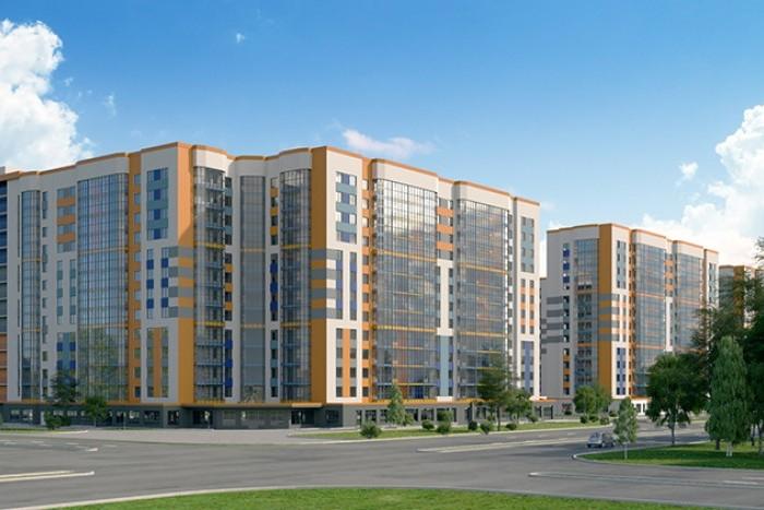 В Мурино началась продажа квартир в 6-м корпусе ЖК «Территория»
