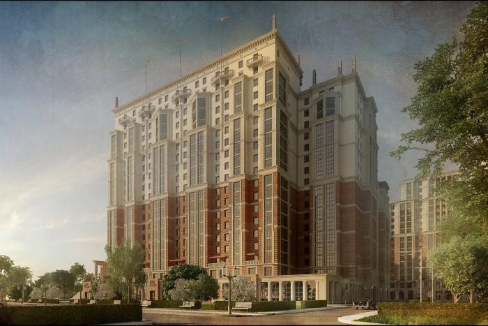 В Невском районе демонтируют склады для строительства жилого комплекса