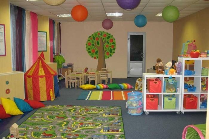 В Невском районе построили детский садик