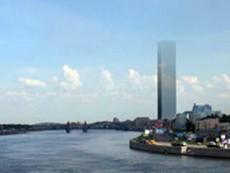 В Невском районе построят два жилых небоскреба
