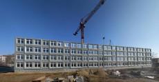 В Невском районе построят школу с бассейном