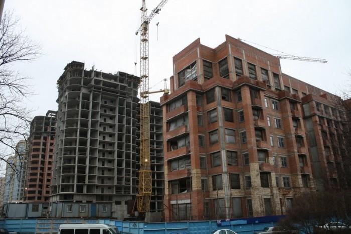 В Петербурге 6% строящегося жилья составляют проблемные объекты