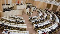 В Петербурге будут узаконено возведение новостроек на намывных территориях