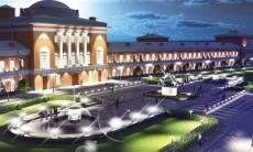 В Петербурге началась реорганизация здания Конюшенного ведомства под апартаменты