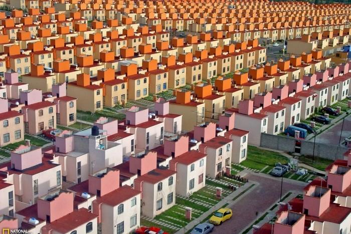 В Петербурге возводятся 85 жилых комплексов сегмента масс-маркет