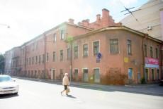 В Петроградском районе начинается воссоздание стариного дома