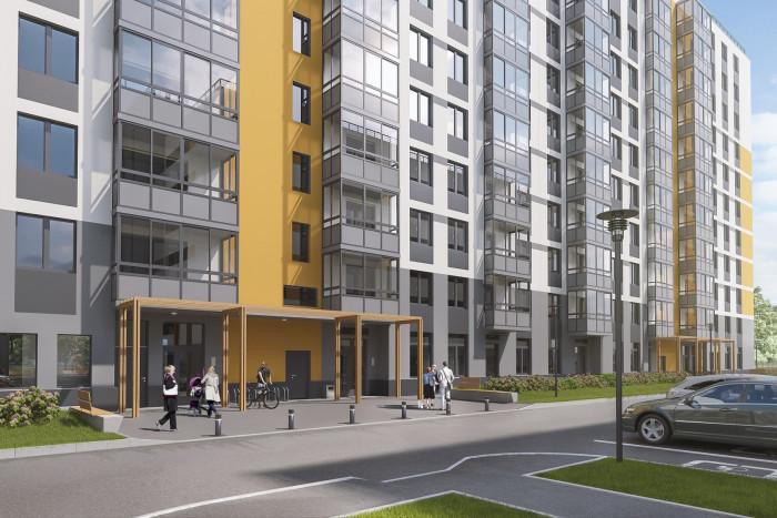 В Приморском районе появится еще один жилой комплекс