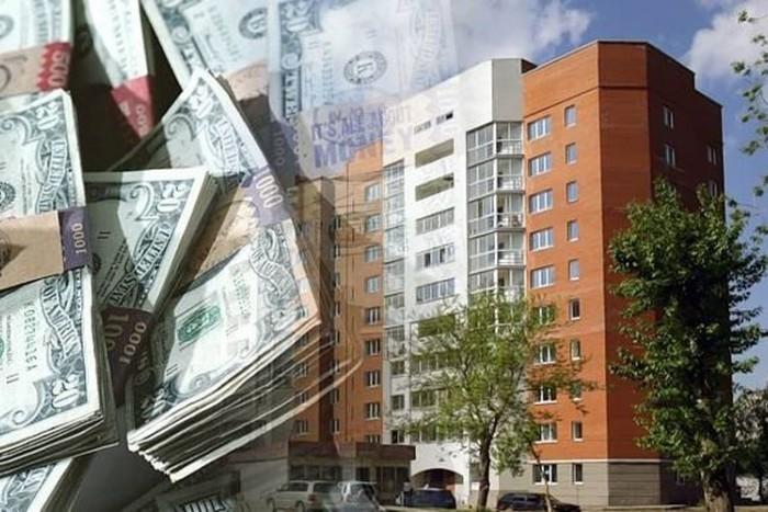 В Санкт-Петербурге растут цены на жилье