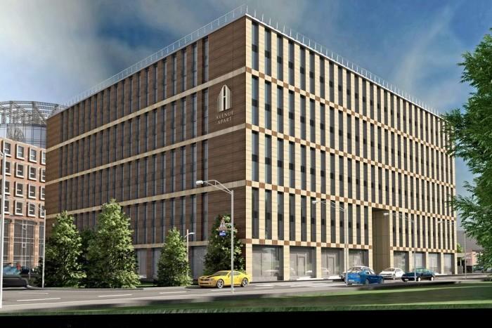 В Санкт-Петербурге стало строиться больше апартаментов