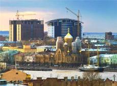 В середине осени вступят в силу новые высотные регламенты для охранных зон Санкт-Петербурга