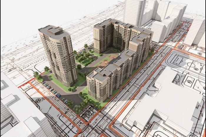 В Выборгском районе Setl City построит жилой комплекс