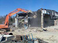 В Выборгском районе снесено 34 самостроя за последние 4 месяца