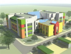 """В жилом комплексе """"Новое Мурино"""" строится первый детский сад"""