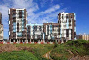 """В ЖК """"Чистое небо"""" завершается строительство детского сада"""