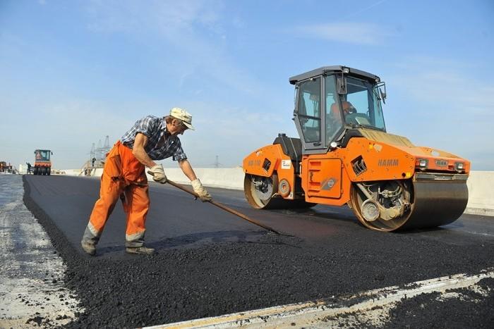 """В ЖК """"INKERI"""" начинается строительство дорог"""